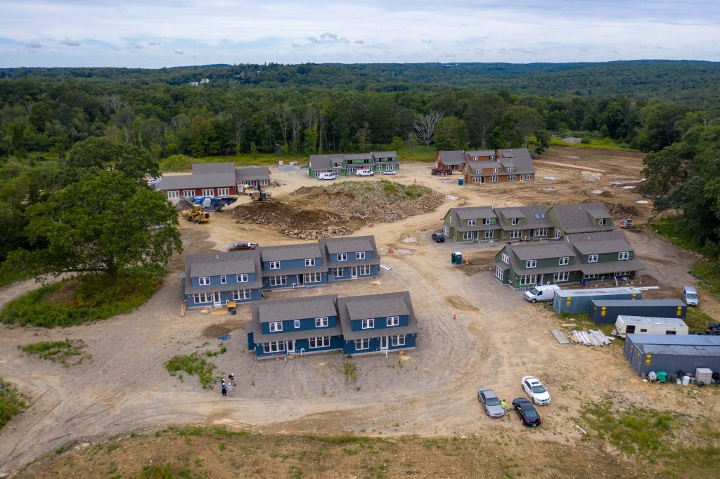 Rocky Corner Cohousing Connecticut